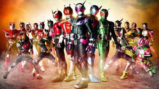 Kamen Rider Zero Tokusatsu