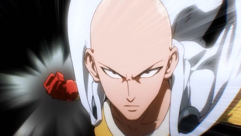Madhouse Studio One Punch Man