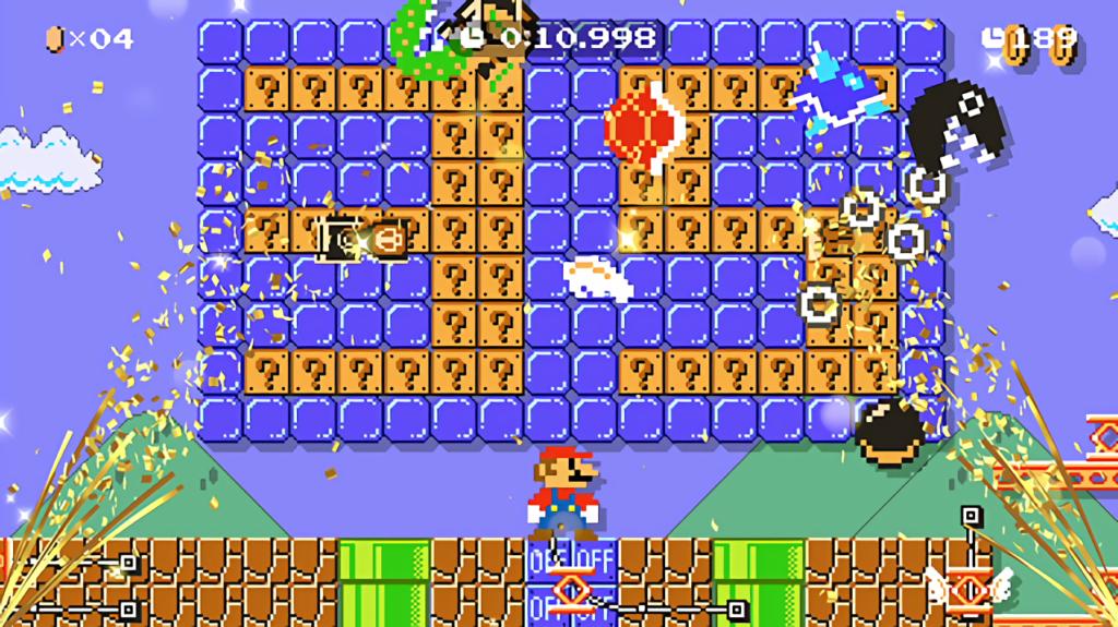 Mario Maker 2 Grand Prix