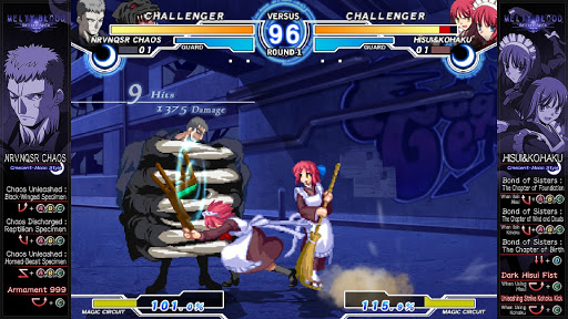 Melty Blood Game