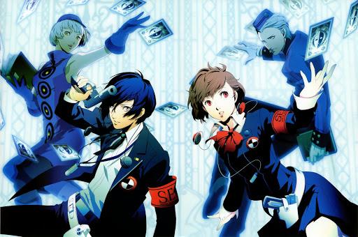 Persona 3 Characters