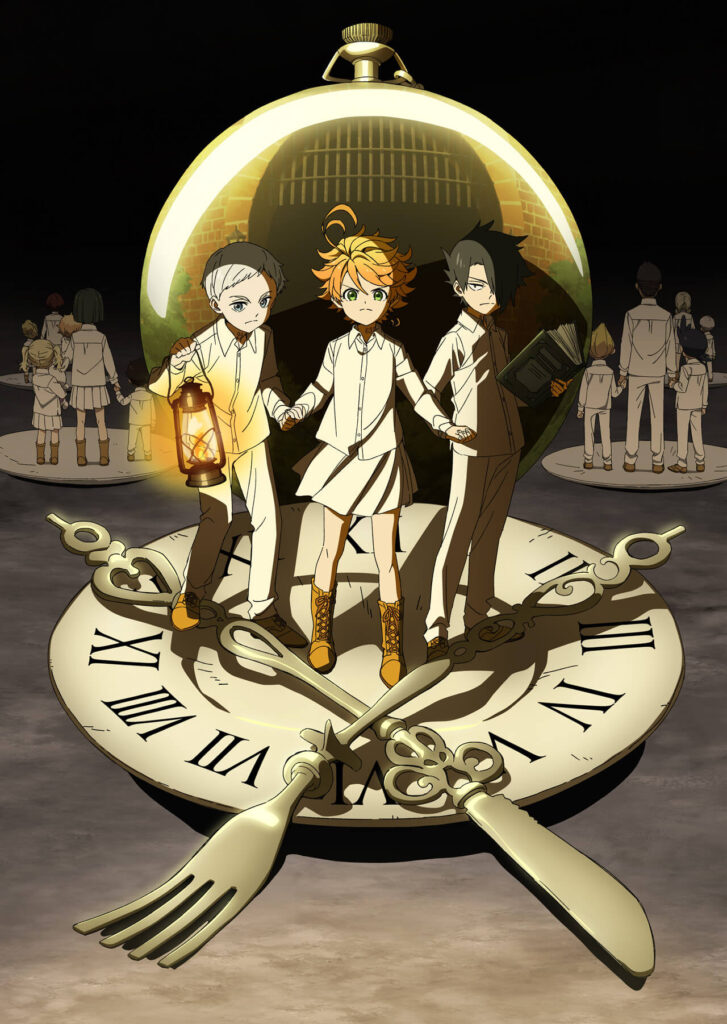 New Trailer Posted for The Promised Neverland, Season 2 Starts Jan. 7