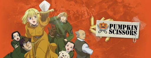 Pumpkin Scissors anime