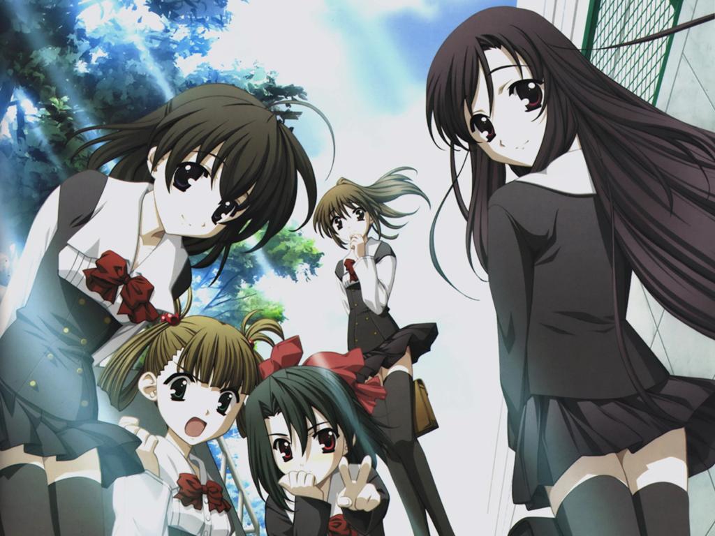 School Days Anime