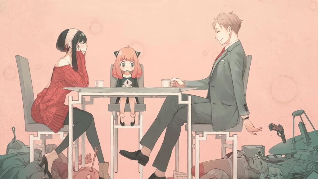 Spy x Family Characters