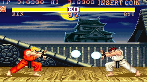 Street Fighter Yoko Shimomura
