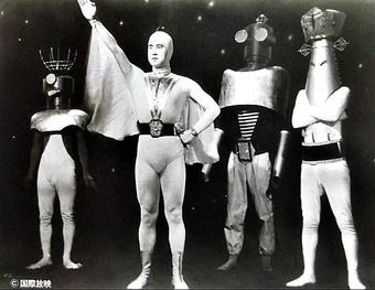 Super Giants Film