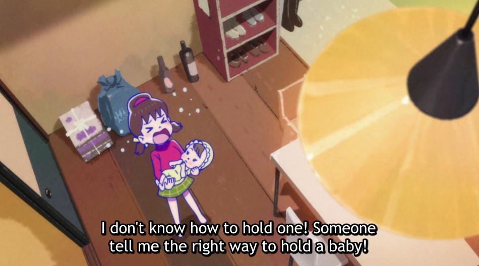 Osomatsu-san Season 3 Anime Screenshot
