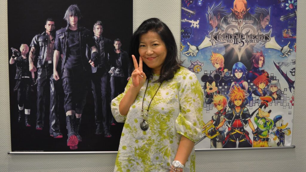 Yoko Shimomura