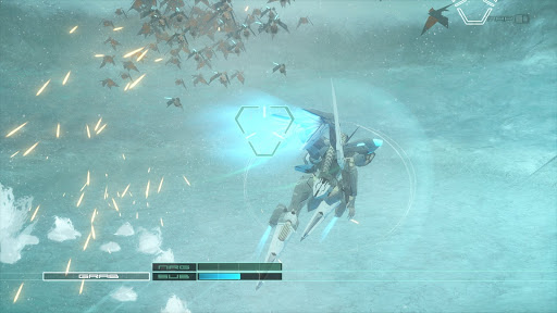 Zone of the Enders Gameplay 2