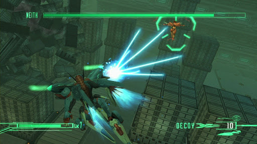 Zone of the Enders Gameplay