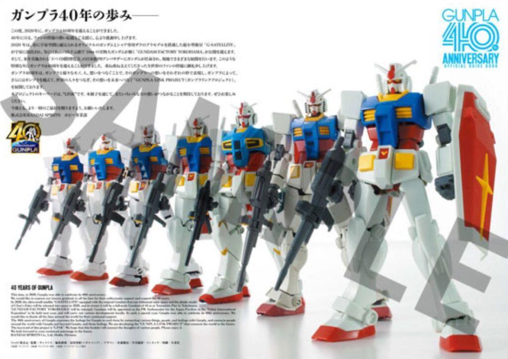 Gunpla Models