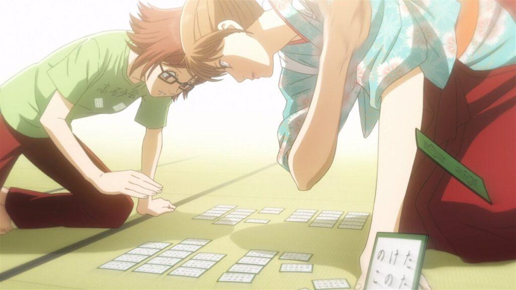 Karuta anime series