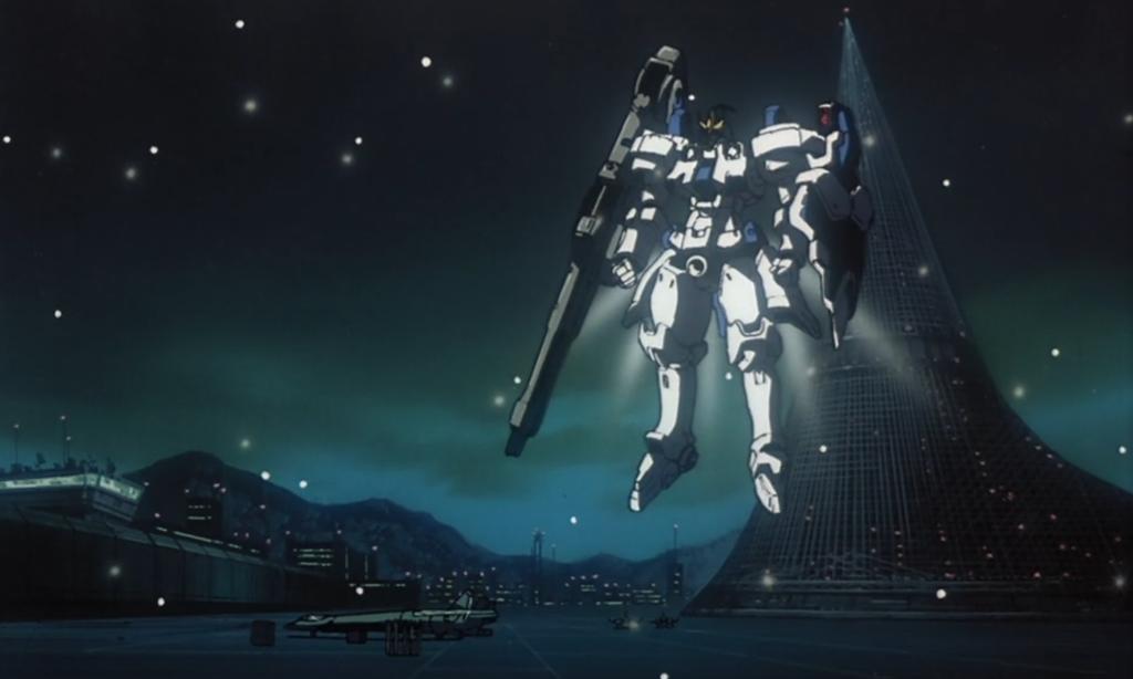 Gundam Wing Endless Waltz Anime screenshot