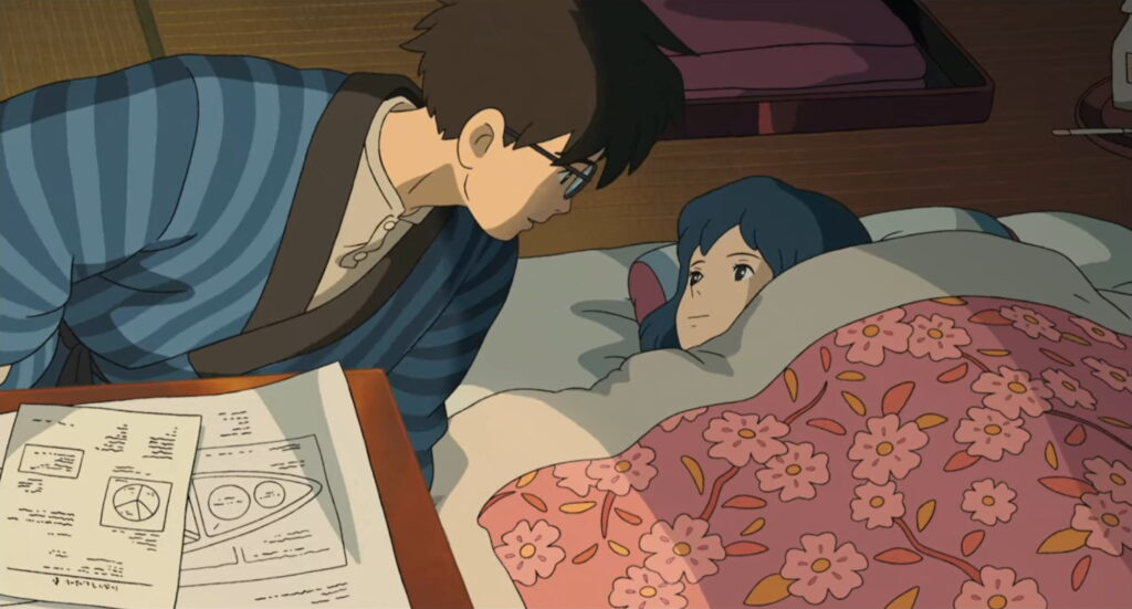 The Wind Rises anime movie screenshot