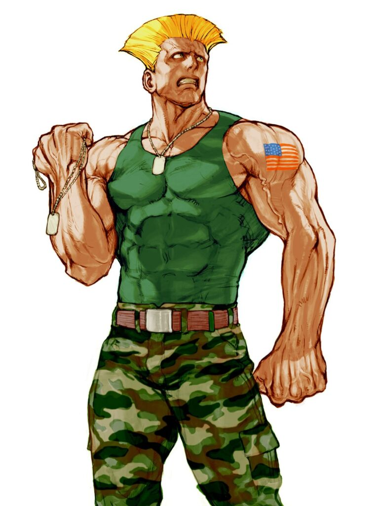 Street Fighter - Guile