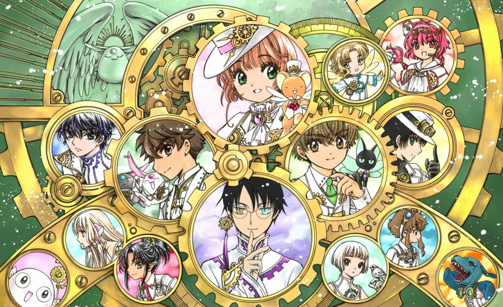 Clamp 30th Anniversary Goods Celebrate Their Legacy