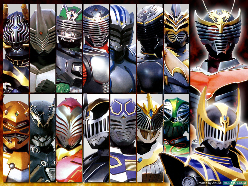 Ryuki Riders