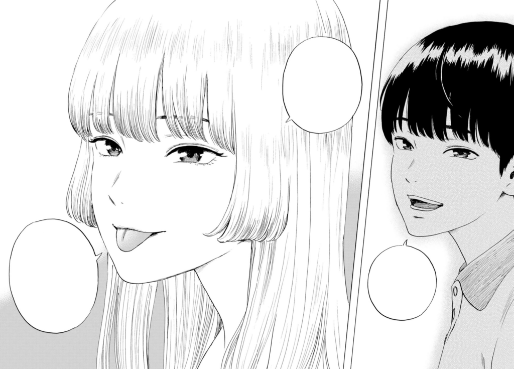 Okaeri Alice manga Kei