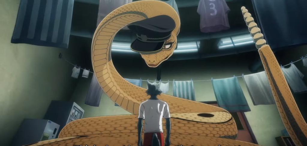 BEASTARS Season 2 Trailer Released, Features Giant Snake