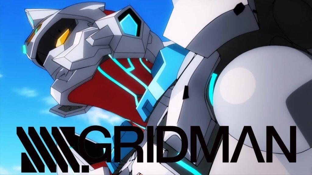 SSSS. Gridman Anime Visual