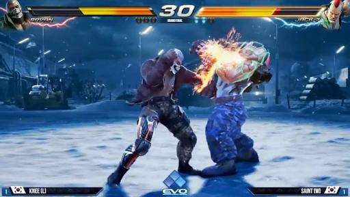 Tekken Gameplay