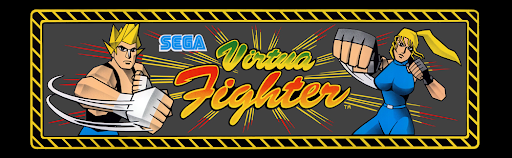 Sega Virtua Fighter