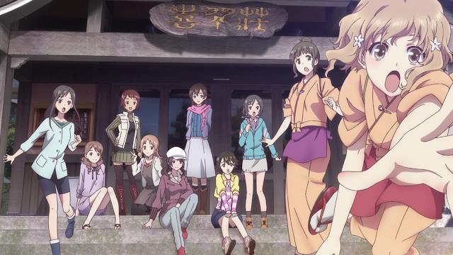 Hanasaku Iroha anime series