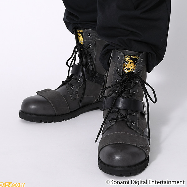 SuperGroupies Metal Gear Solid Accessories | Shoes