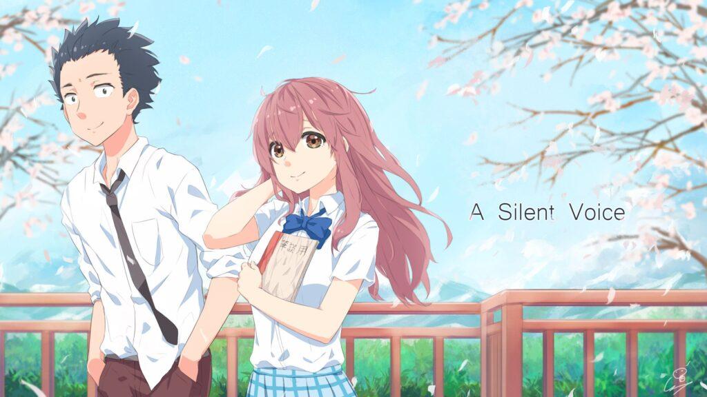 A Silent Voice wallpaper anime