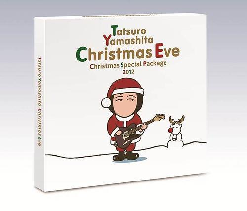 Christmas Eve Rerelease Album Art