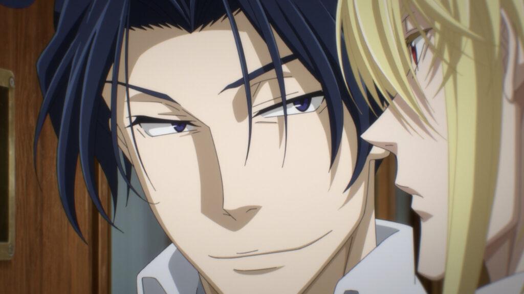 Moriarty the Patriot anime screenshot