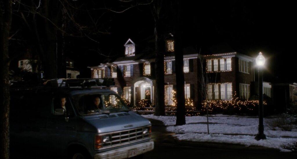 Home Alone (1990)   Christmas movie