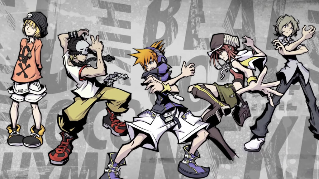 Visual for The World Ends With You