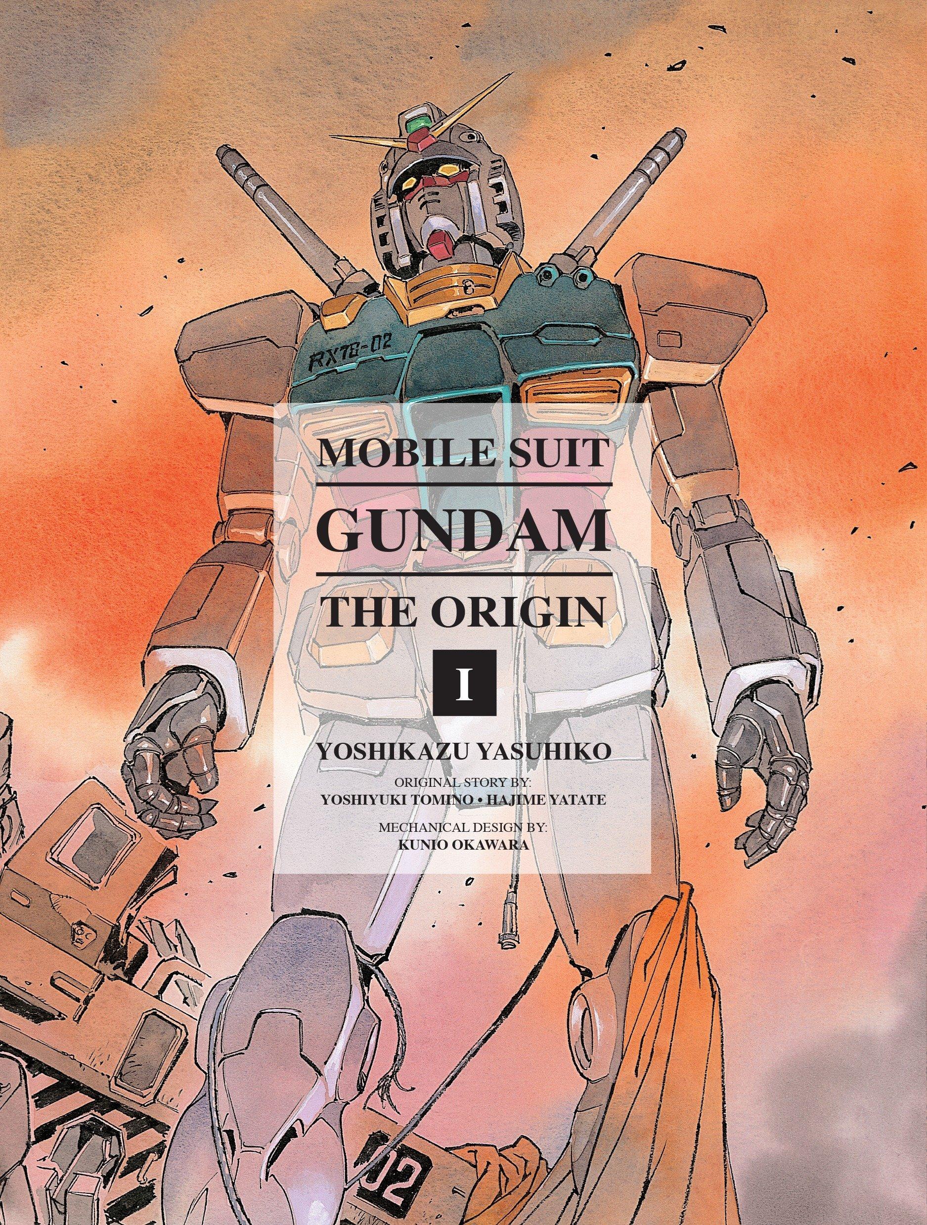 Mobile Suit Gundam: The Origin Book One