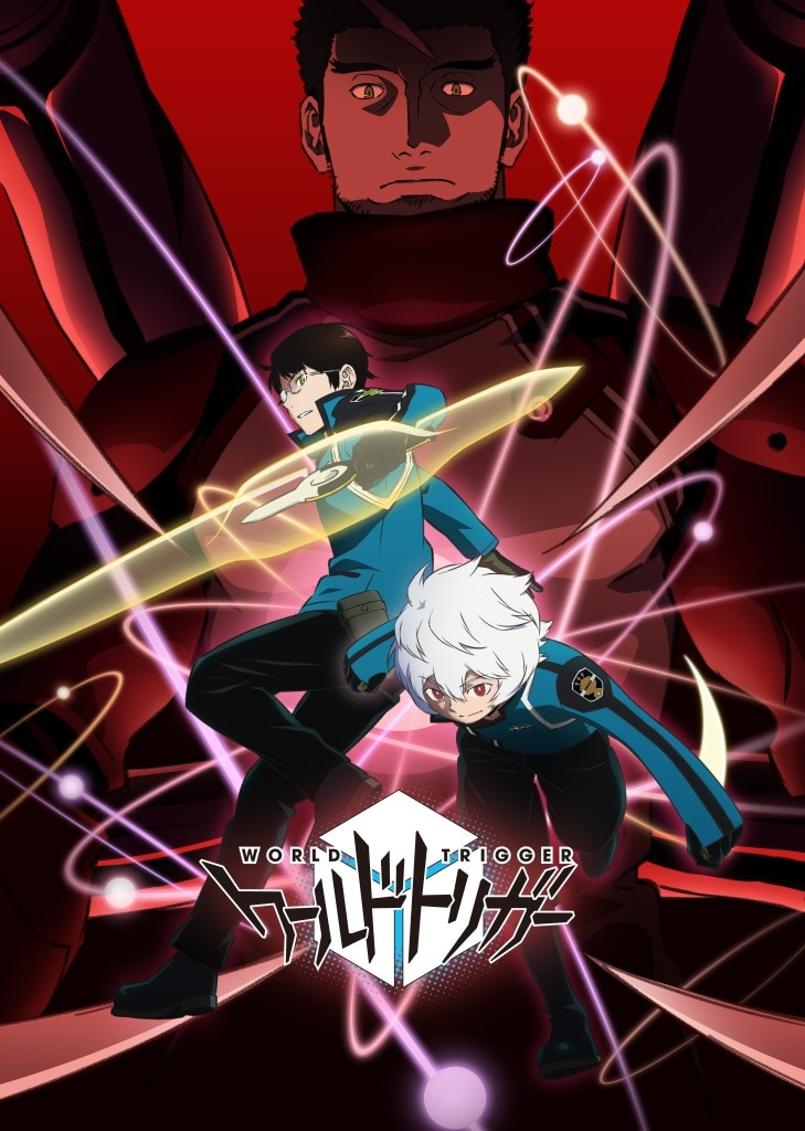 World Trigger Season 2 Anime Visual