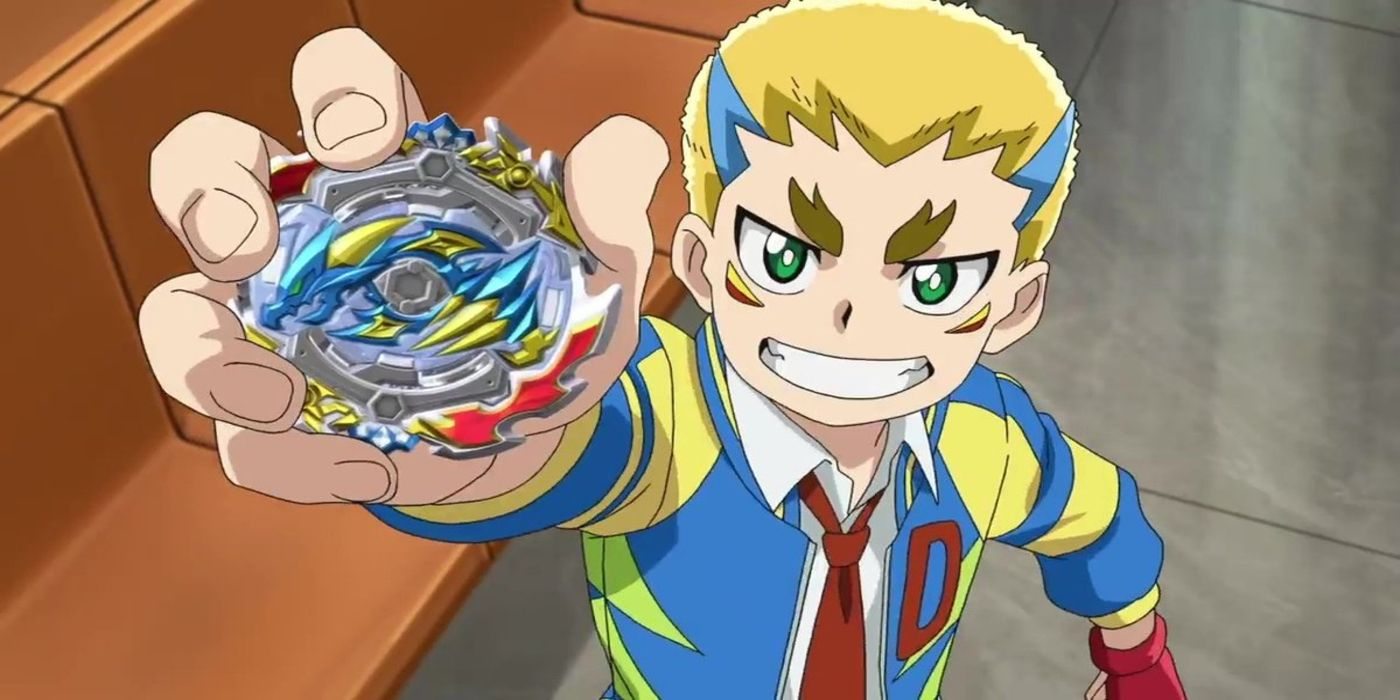Beyblade Anime Screenshot