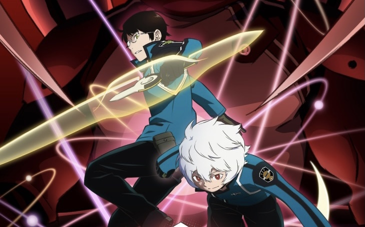 World Trigger Anime Season 2 new visual