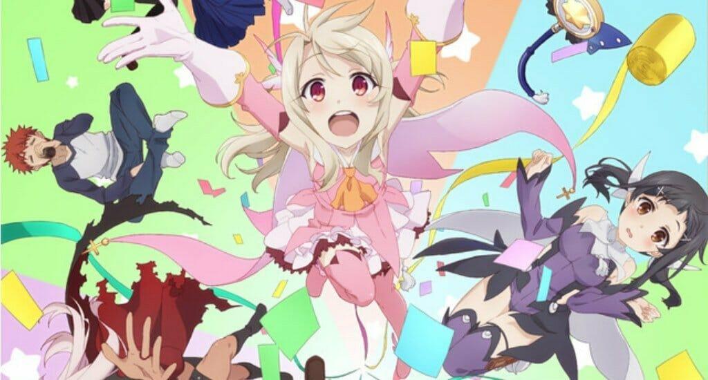 Fate/kaleid liner Prisma Illya Anime VIsual