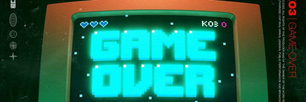 KO3 Game Over