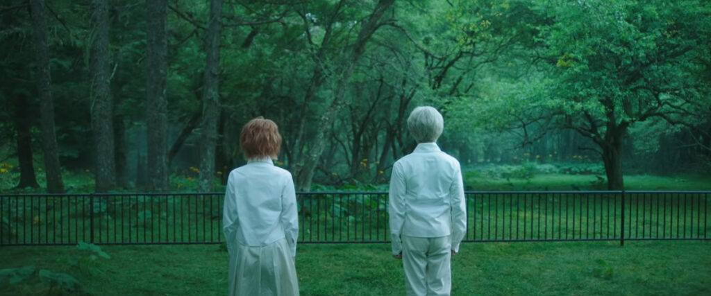 New scenes in 100-Second PV for The Promised Neverland Live-Action Film