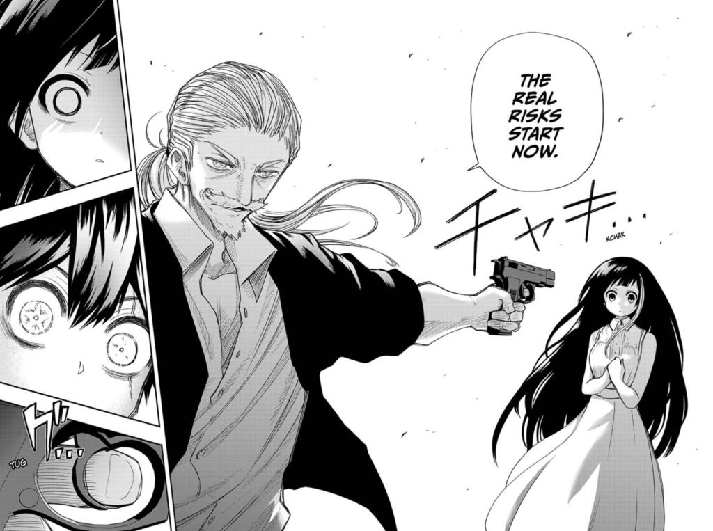 Mission: Yozakura Family Chapter 63