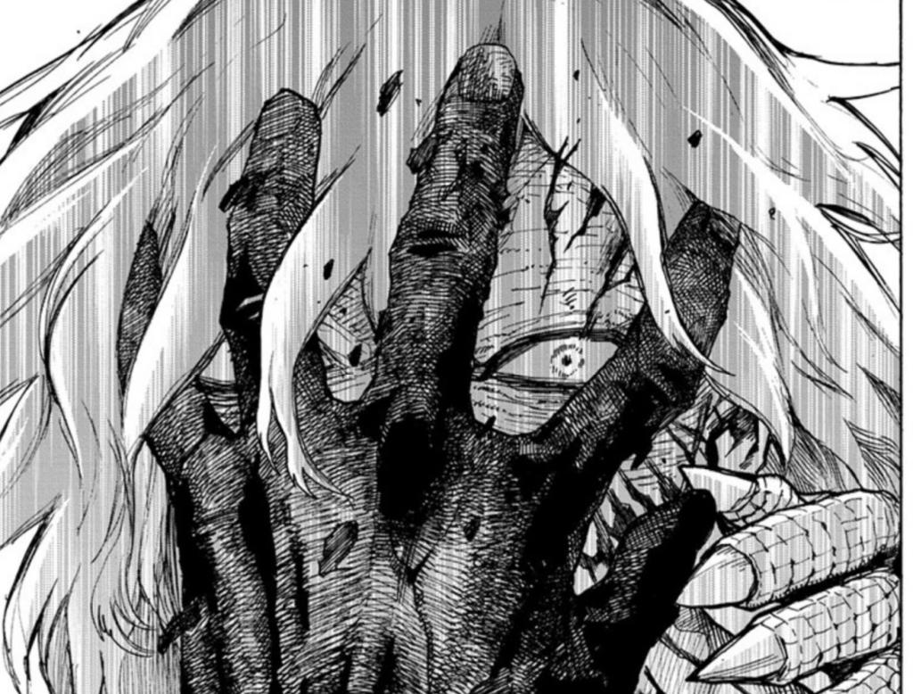 My Hero Academia Chapter 295 Manga Page
