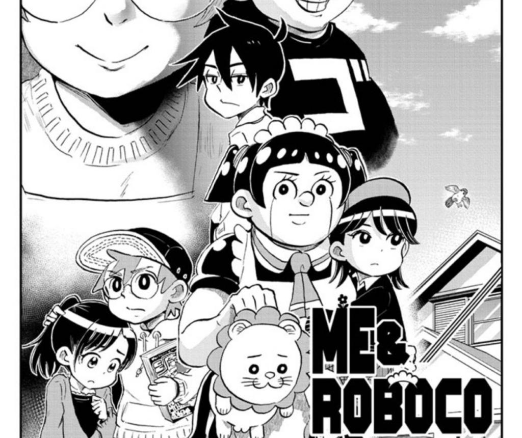 Me & Roboco Chapter 23 manga page