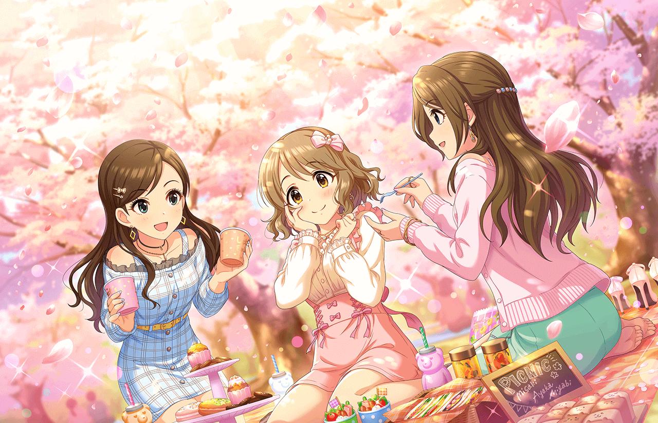 Idolmaster Cinderella Girls Characters