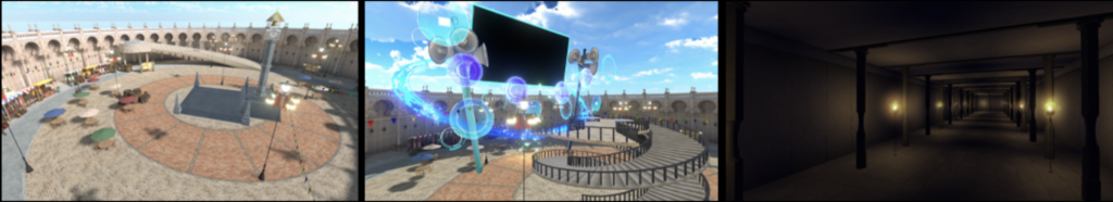 VR CHAT WORLDS Sword Art Online