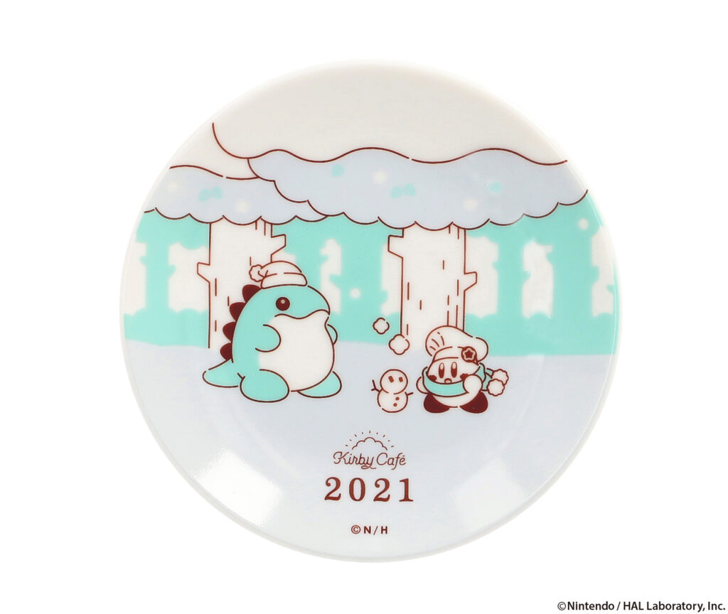 Winter Plate at Kirby Cafe