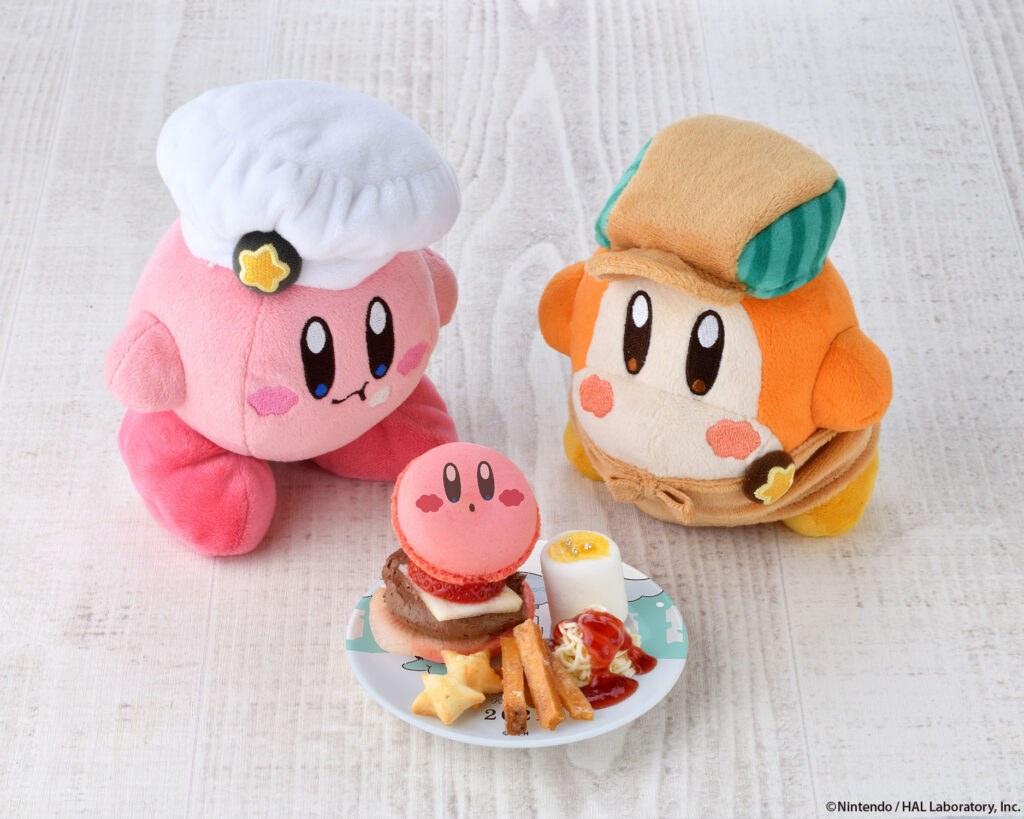 Winter Sweets at Kirby Cafe