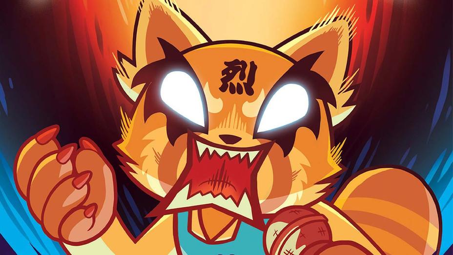 Aggretsuko anime screenshot
