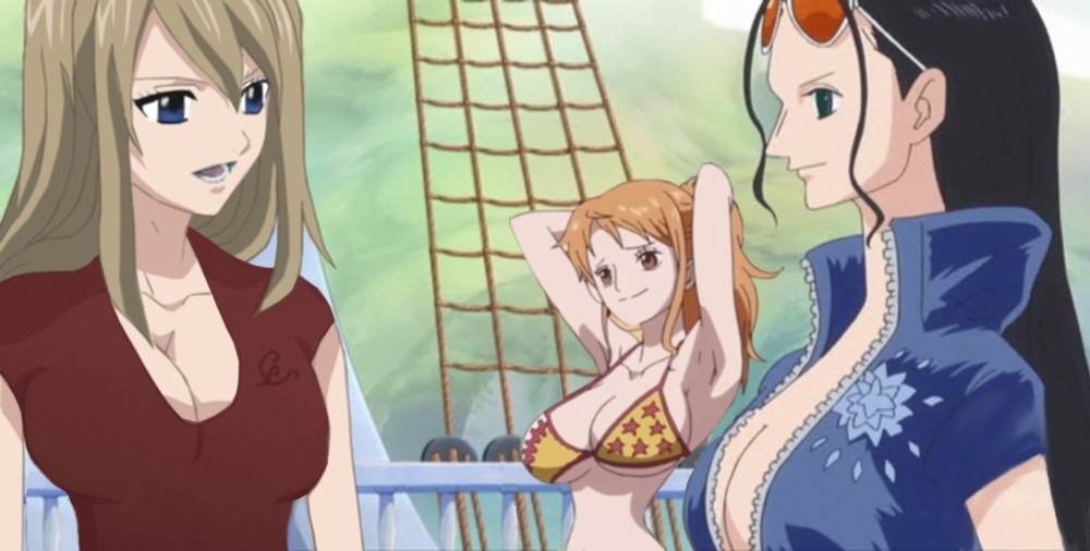 One Piece anime female characters